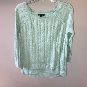 🌻Mint Green Sweater